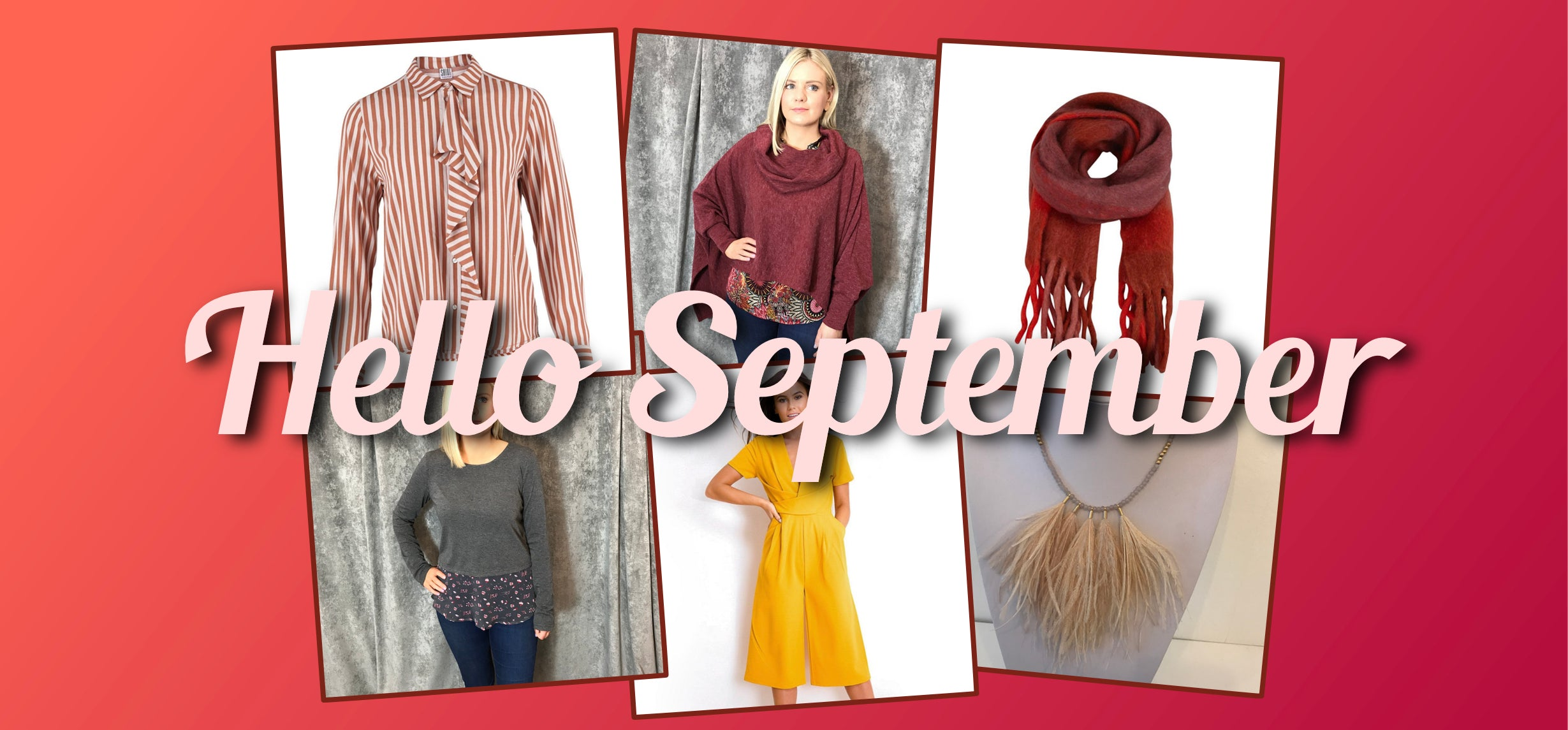 Hello September | The Dresser Boutique Banbridge Northern Ireland