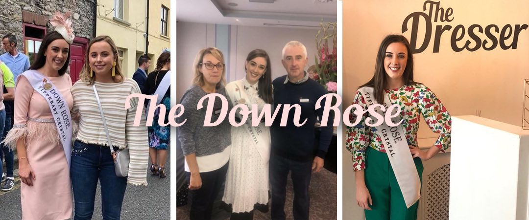 The Down Rose | The Dresser Boutique Banbridge Northern Ireland