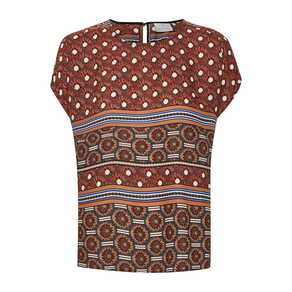 Gloria Printed Top