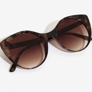 Turtle Shell Sunglasses