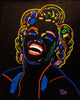 Marilyn Monroe #076 3D ChromaDepth Series - 90x70cm