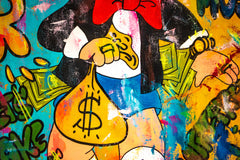 Richie Rich the Young Hustler - (150x110cm)