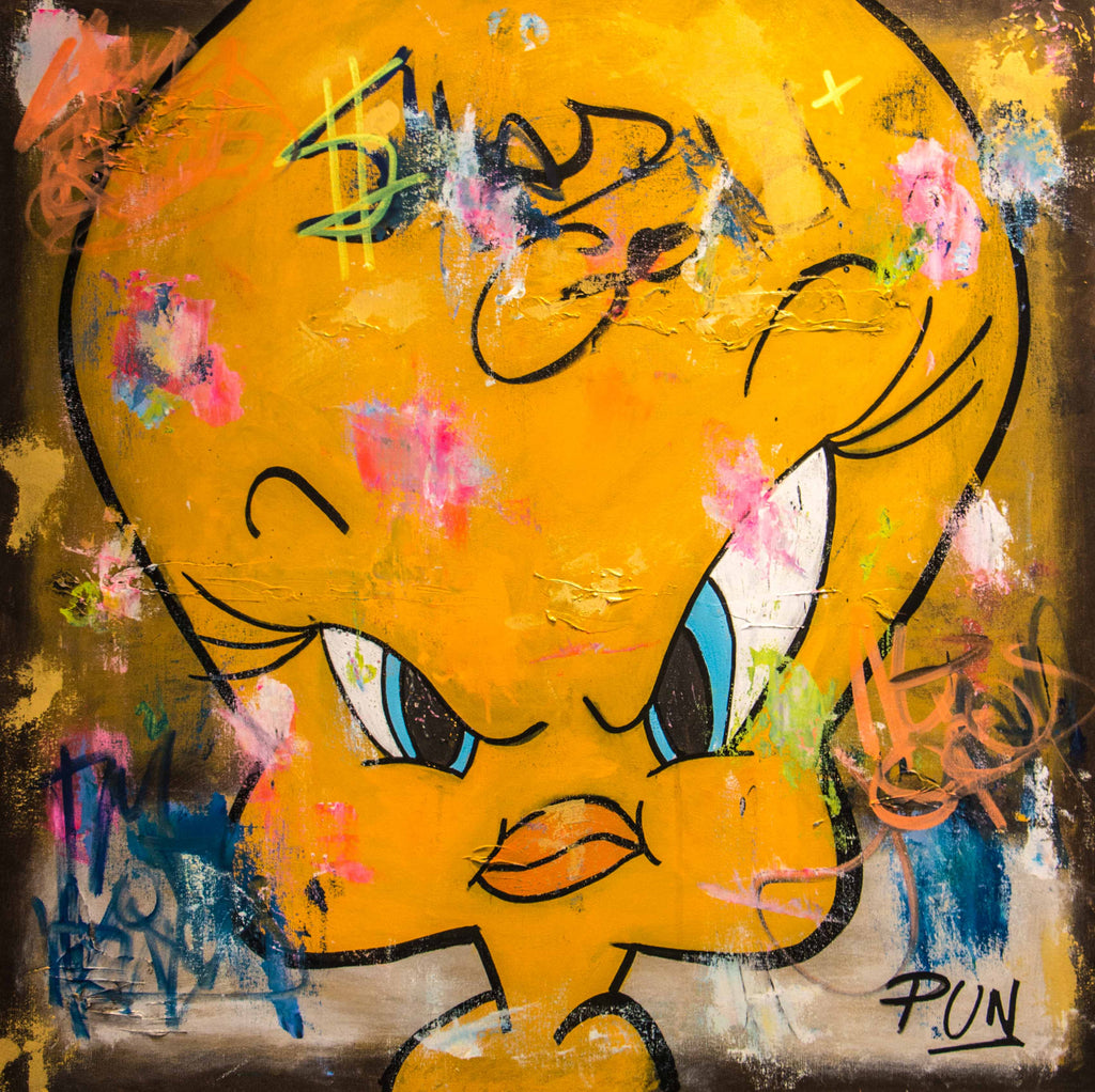 Stay Gold Piolin portrait