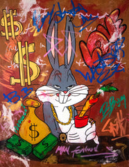 Whats up Doc? the same as always ft. Bugs Bunny