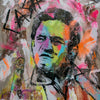 SOLD - Johnny Cash Pop Art Painting - 90x70cm
