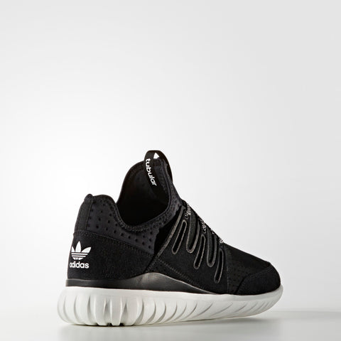 separation shoes 10d52 48cdd Adidas Mens Originals Tubular Radial Sneakers-Core Black  Vintage Wh -  Rockstorelagos
