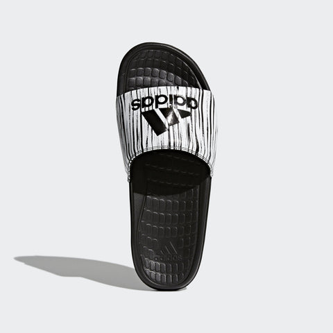 546c66565 Adidas Voloomix GR Men s Slide Sandals-Black White Black ...