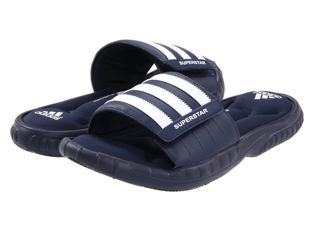... cheapest adidas mens superstar 3g slide sandal collegiate navy white  rockstorelagos 6fec4 3ff3c fe886fdf0