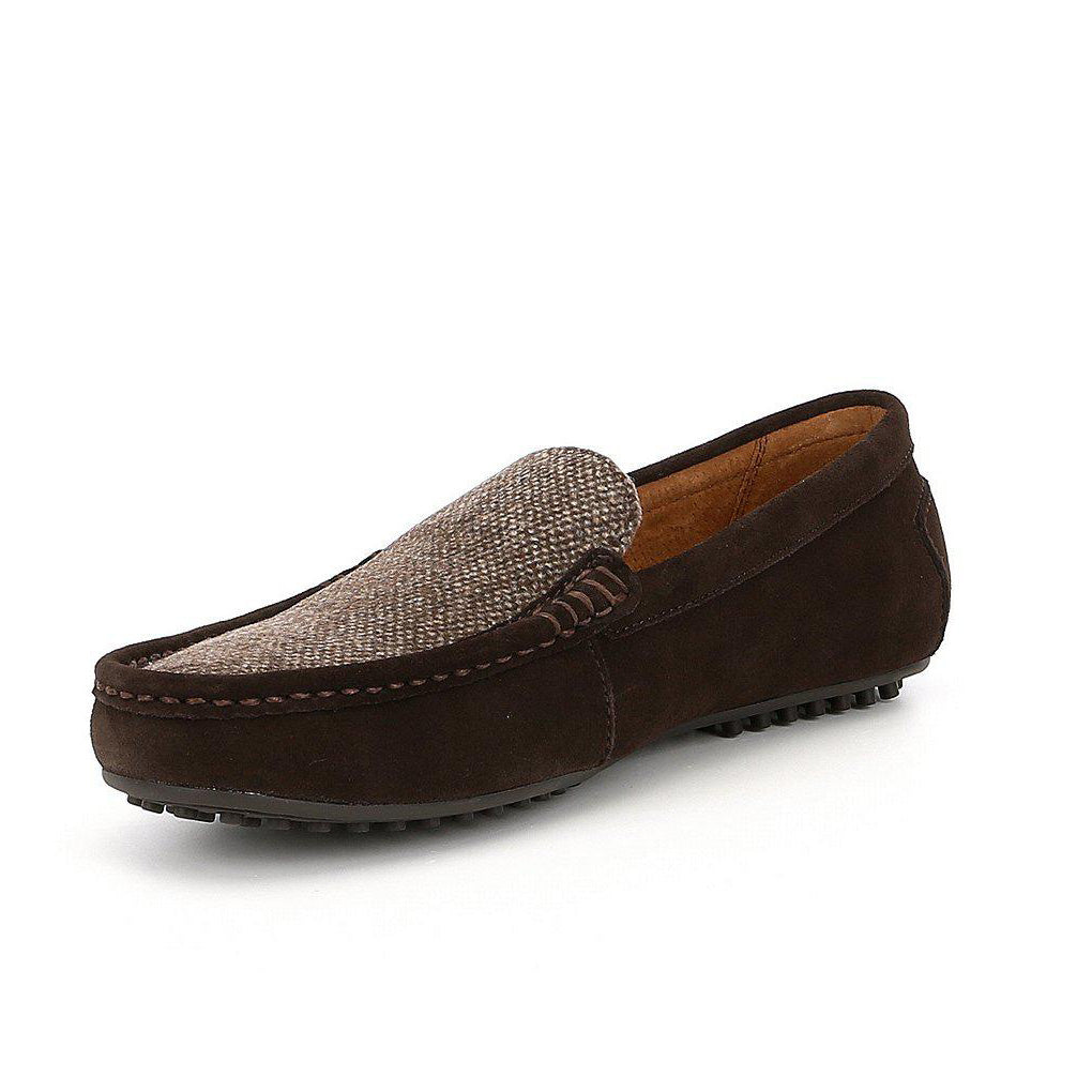 Ralph Lauren Ii So Polo Loafersdrivers Woodley Plaid Brown xCWBeord