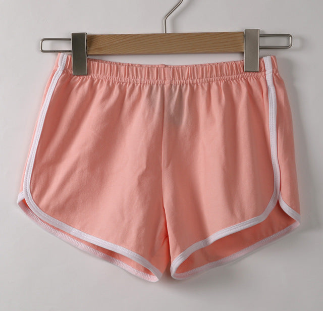 Women Summer Casual Sexy Shorts  Slim Fitness Beach - Forefront Outfitters Inc.