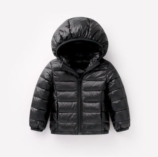 HH 1-5Y Light children's winter jackets Kids 90% Duck Down Coat Baby Winter Jacket For Girls parka Outerwear Hoodies Boy Coat