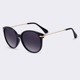 Fashion Lady Sun glasses New Polarized Women Sunglasses Vintage Alloy Frame Classic Brand Designer Shades AF7913