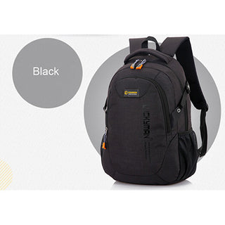 Unisex School Bag Waterproof Nylon Brand New Schoolbag Business Men Women Backpack Polyester Bag Shoulder Bags Computer Packsack - Forefront Outfitters Inc.