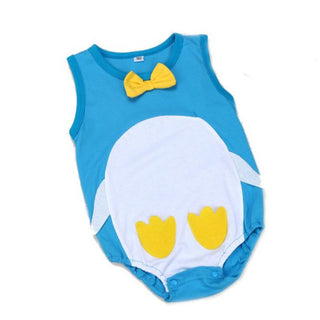 Cute Newborn Kids Baby Jumpsuit