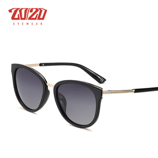 Polarized sunglasses women Retro Style Metal Frame Sun Glasses Famous Lady Brand Designer Oculos Feminino 7051 - Forefront Outfitters Inc.