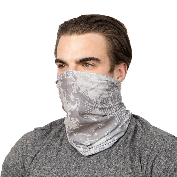 Terrakuda Multi-Functional Neck Gaiter – Non-Slip Light & Breathable Face Mask for Sun Wind Dust