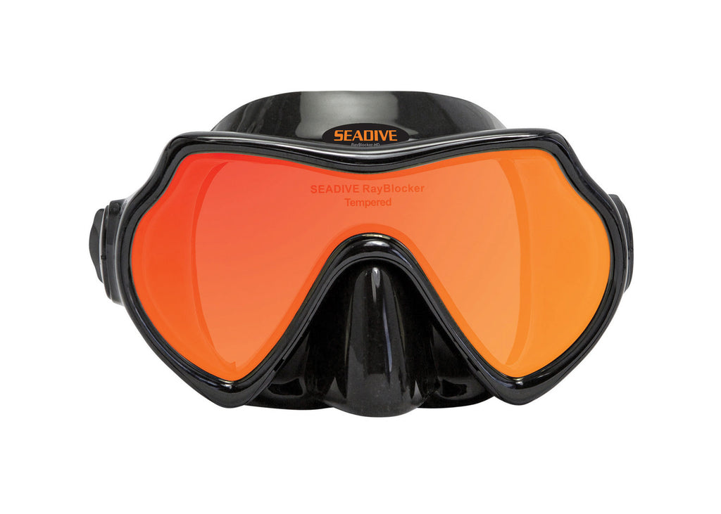 SeaDive Eagleye RayBlacker - HD Mask