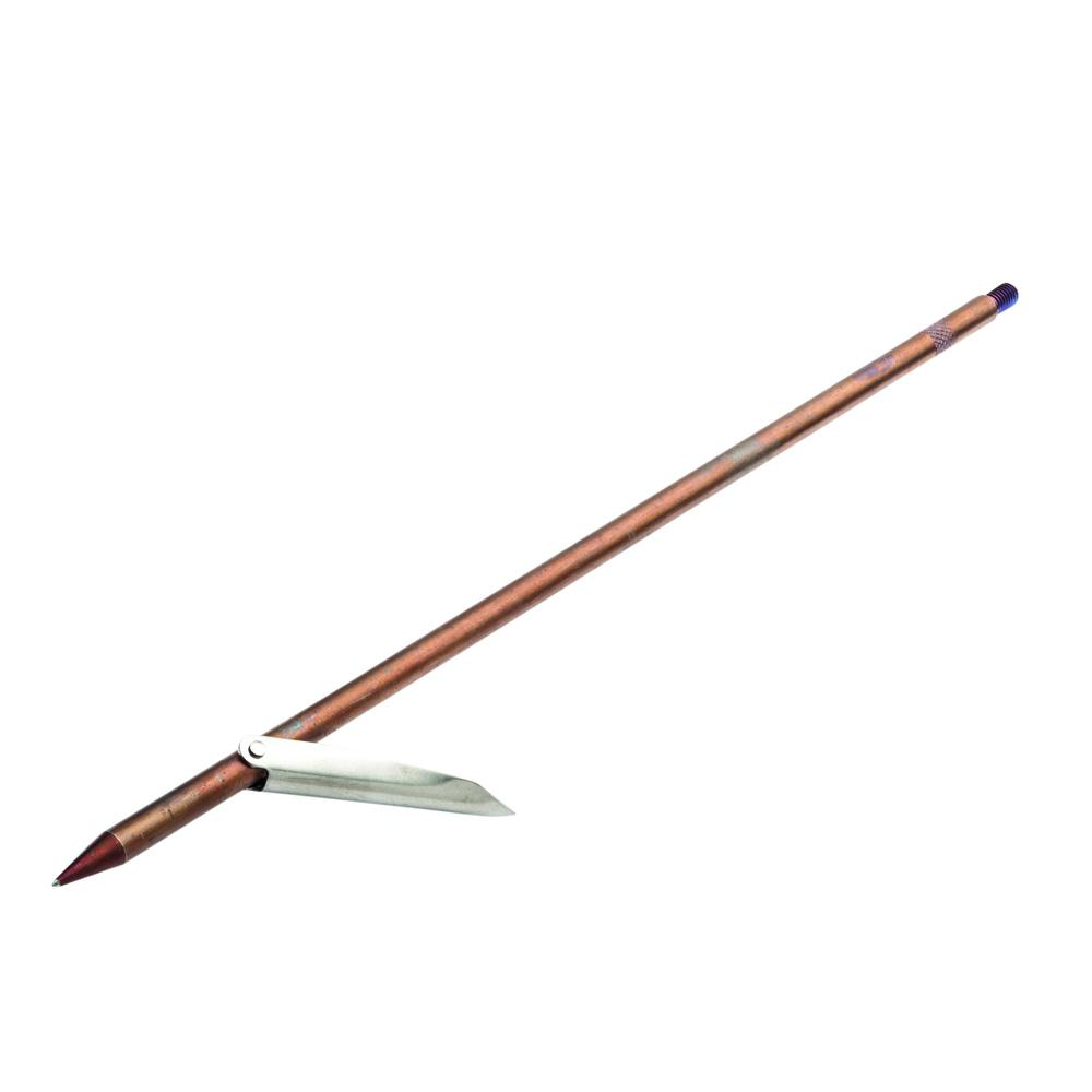 Riffe 9/32in (7.1mm) Single Flopper Hawaiian Pole Spear Shaft