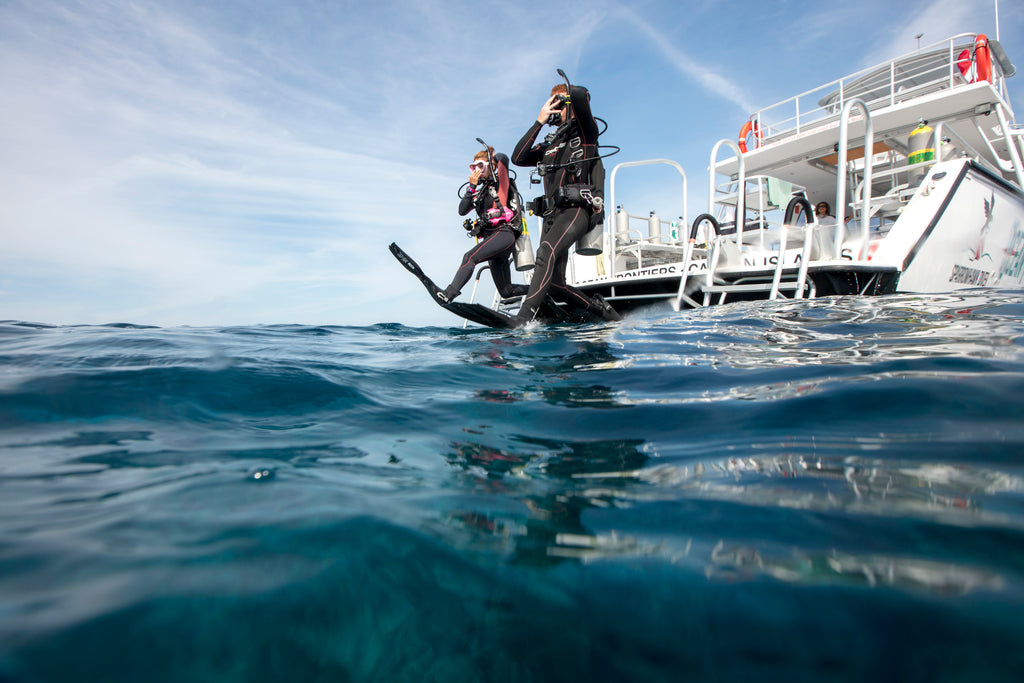 PADI Private Open Water Diver Course