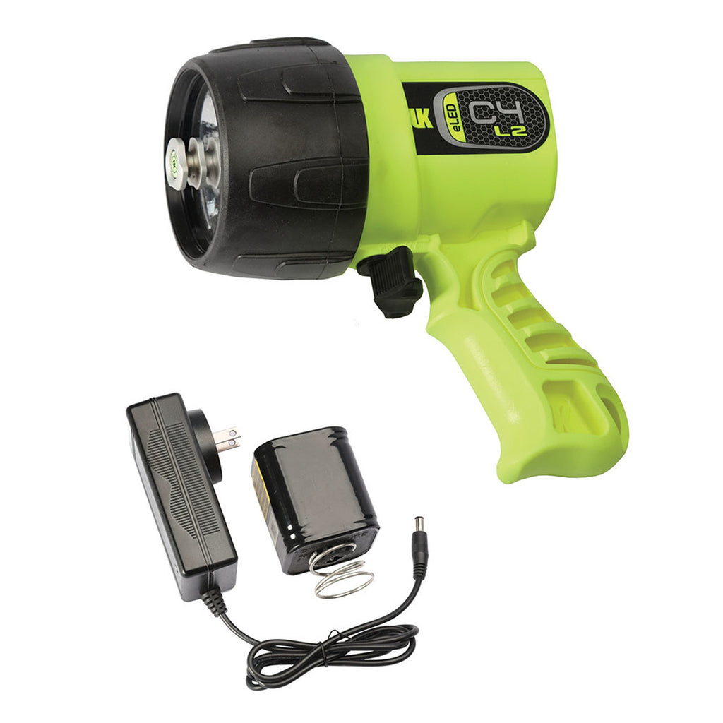 Underwater Kinetics C4 eLED (L2) Rechargeable Dive Light