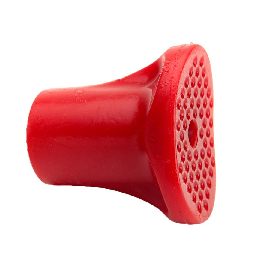 Riffe Butt End Assembly - Competitor - Red