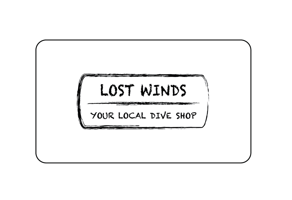Lost Winds Gift Card