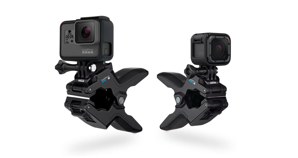 GoPro Jaws Flex Clamp Camera Mount