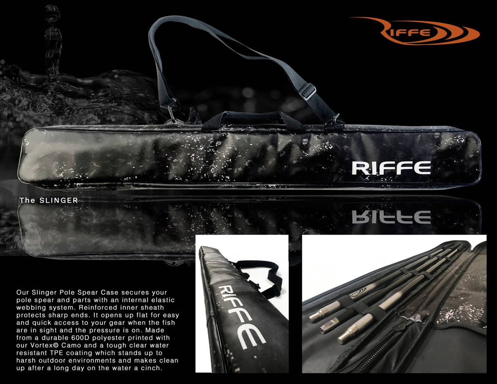 Riffe Slinger Pole Spear Case