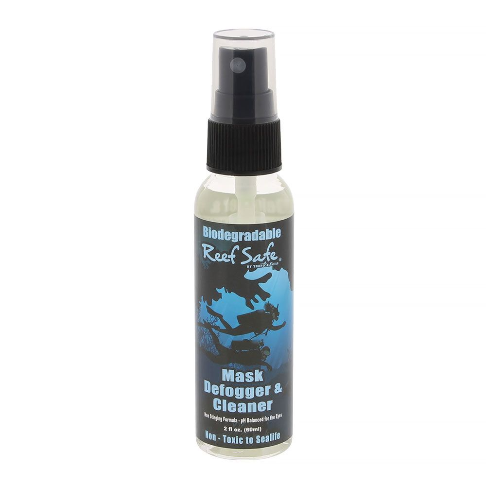 Reef Safe Mask Defogger and Cleaner