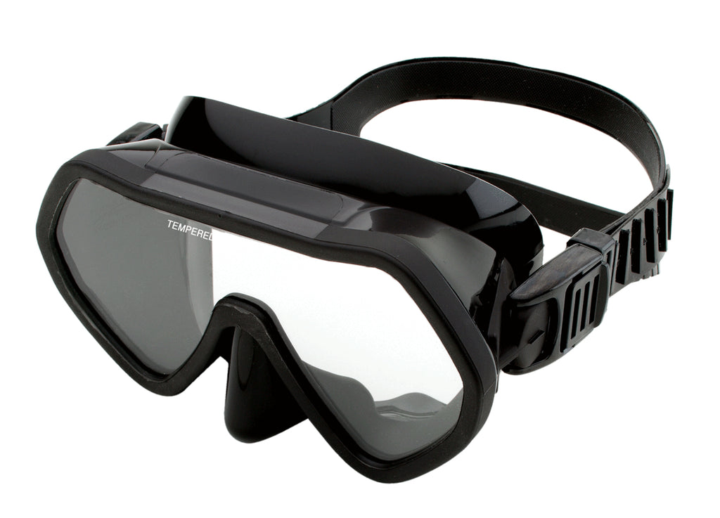Riffe Frameless Mask Clear Lens
