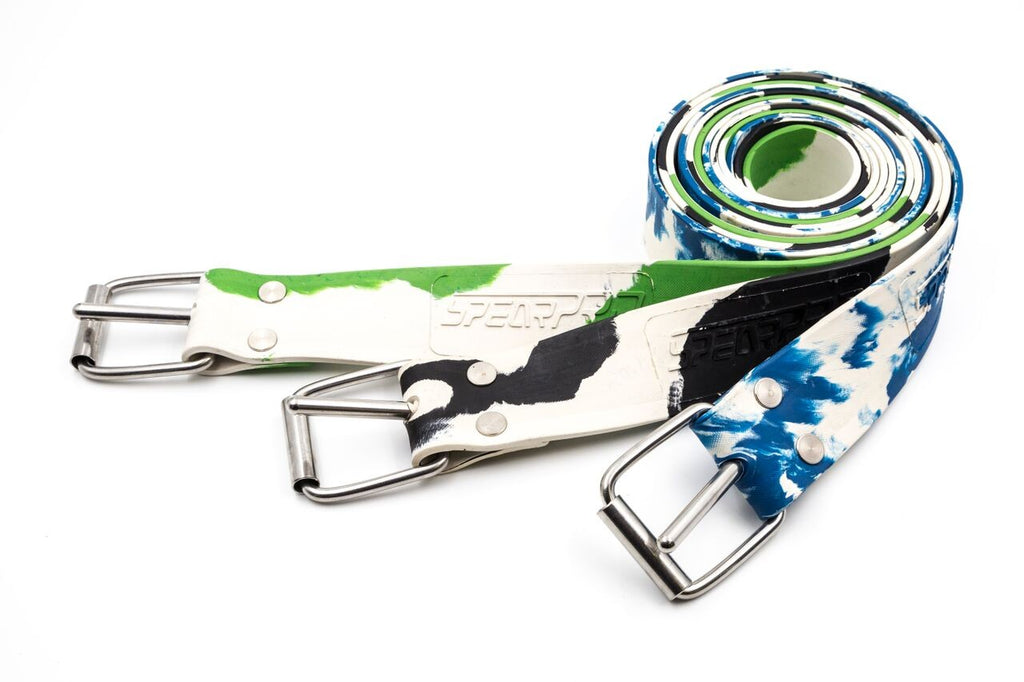 Spear Pro Marseilles Weight Belt - CAMO