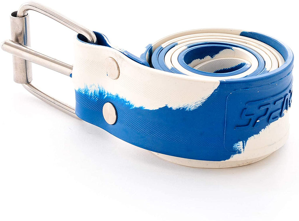 SpearPro Marseilles Weight Belt - Blue/White