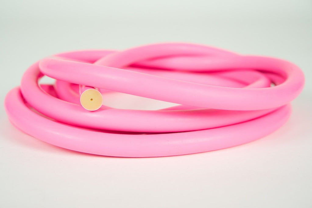 SpearPro Small ID 14mm Rubber - Pink - Sold Per Foot