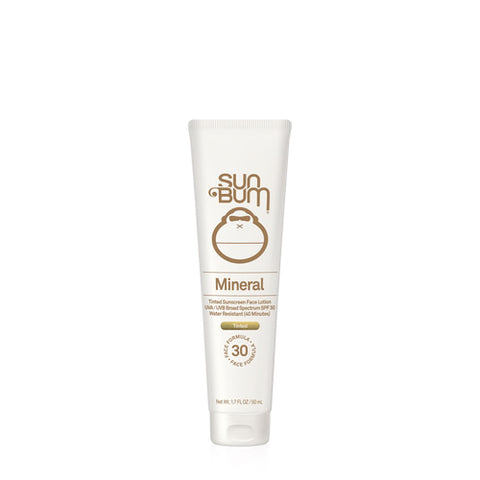 Sun Bum SPF 30 Mineral Tinted Face Lotion - 1.7oz