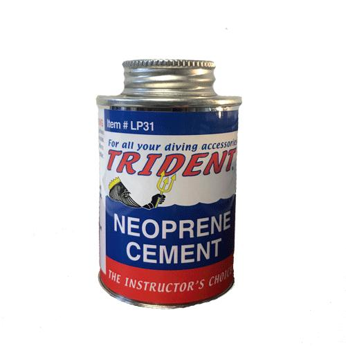 Trident Neoprene Cement - 4oz