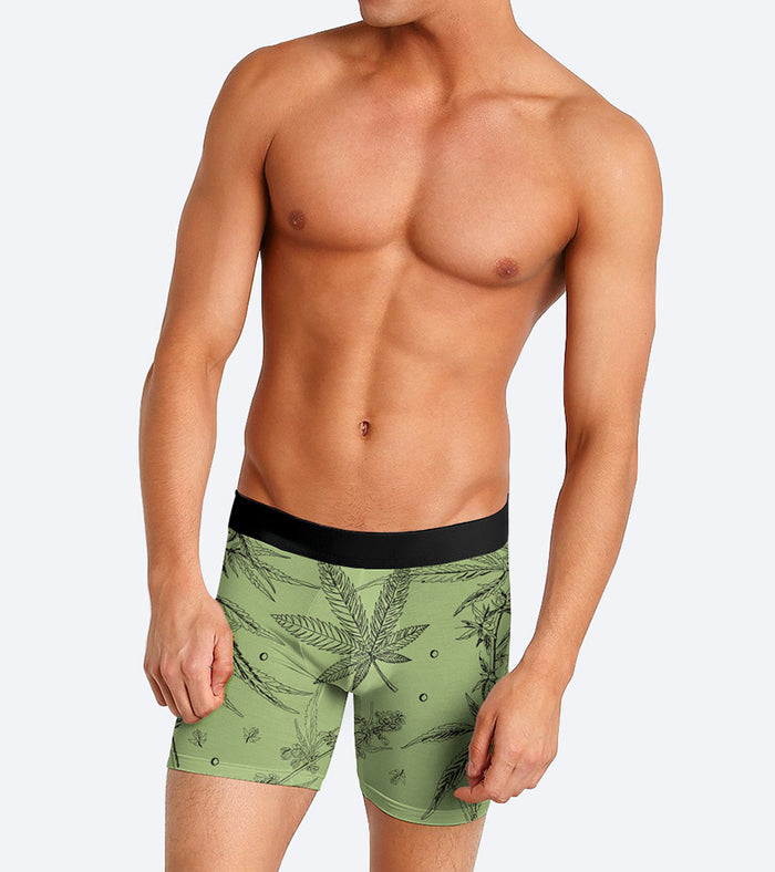 420 boxer brief men underwear