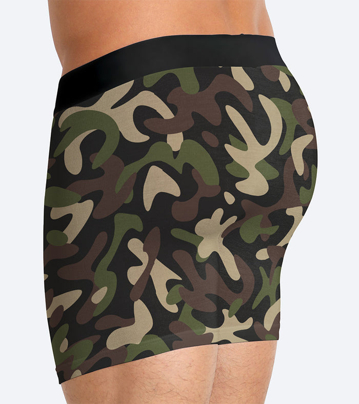 camo boxer brief