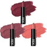 Sheer Shine Lipstick Trio
