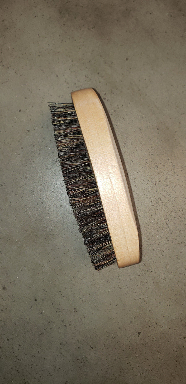 Boar Bristles Beard Brush - REK Cosmetics