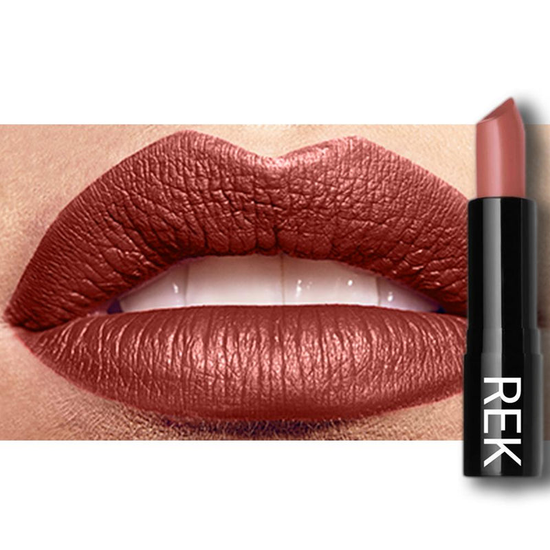 Sheer Shine Lipstick Ingenue - REK Cosmetics