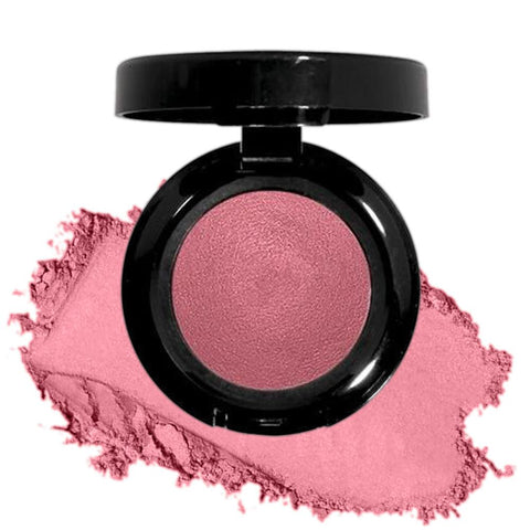 Baked Blush Matte Plumeria- Limited Edition Blush REK Cosmetics