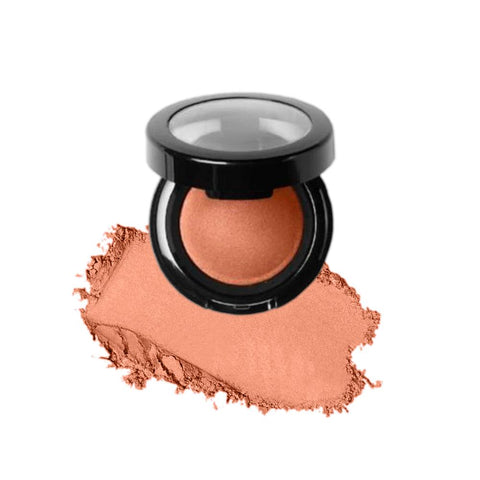 Baked Blush Matte Zinnia- Limited Edition Blush REK Cosmetics