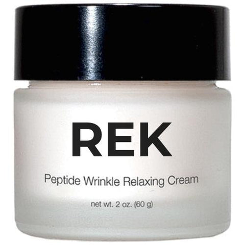 Peptide Wrinkle Relaxing Cream - REK Cosmetics
