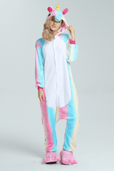 Rainbow Unicorn onesie – Kigurumi for adults