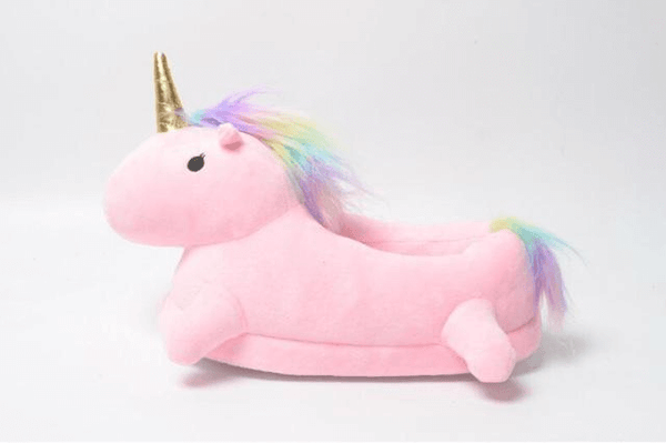 Unicorn Slippers for Adults - AnimalsLuxury