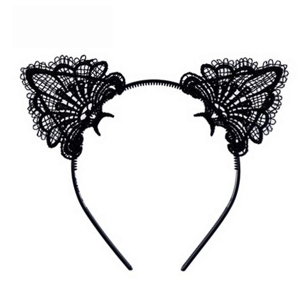 Cat Ears Headband - AnimalsLuxury