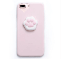 Cat Paw Phone Case