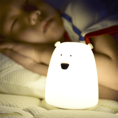 Color Changing Bear Lamp -Night Light