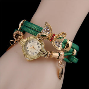 Butterfly Retro Bracelet - At-Home Group