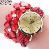 Montre Quatz Casual pour Femmes Bracelets Fashion - At-Home Group